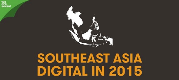 Southeast Asia digital 2015