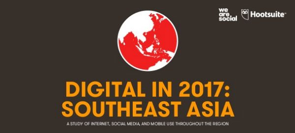Southeast Asia: digital in 2017