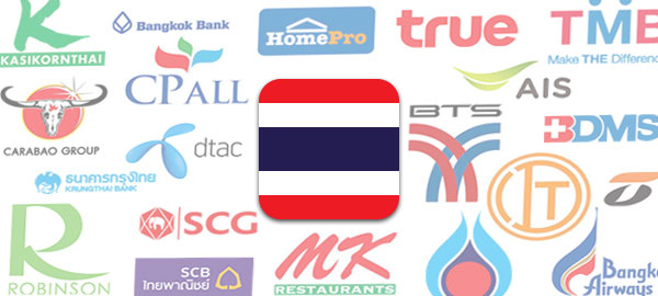 Thailand's 50 largest listed companies