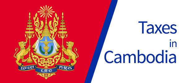 Taxes in Cambodia