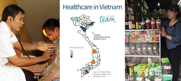 Healthcare in Vietnam