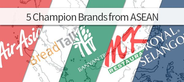 5 champion brands from ASEAN