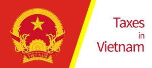 Taxes in Vietnam