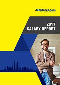 Jobstreet Malaysia salary survey 2017