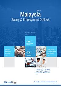 Michael Page Malaysia salary survey 2017