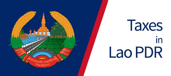 Taxes in Lao PDR