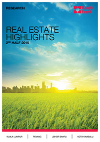 Malaysia real estate highlights h2 2015 Knight Frank report