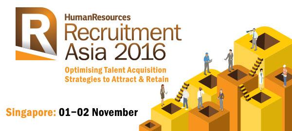 Recruitment Asia 2016 - Singapore