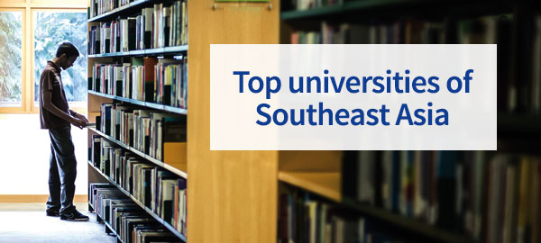Top universities of Southeast Asia