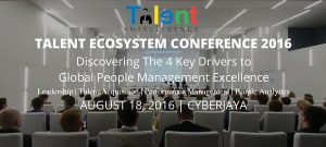 Talent Ecosystem Conference 2016