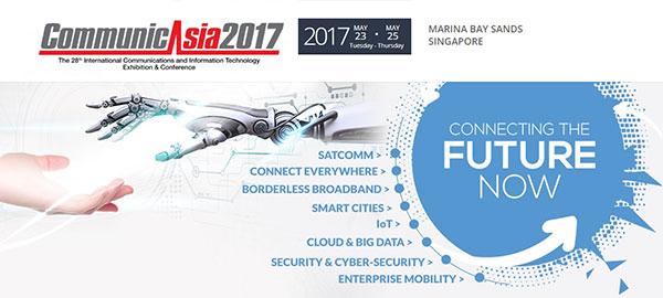 CommunicAsia 2017