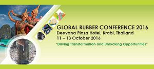 Global Rubber Conference 2016