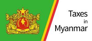 Myanmar-taxes