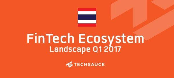 Thailand FinTech ecosystem