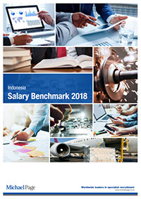 Indonesia Salary Benchmark 2018