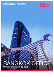 Bangkok office market overview - Q2 2016 report