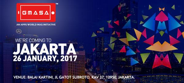 Global Mobile App Summit & Awards, Jakarta 2017