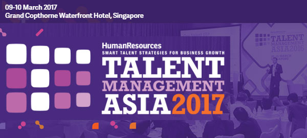 Talent Management Asia 2017 - Singapore