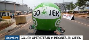 Go-Jek: ride-hailing in Indonesia