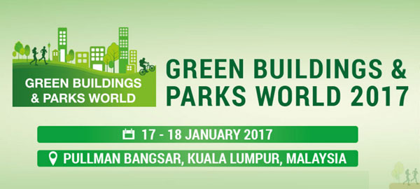 Green Building & Parks World 2017