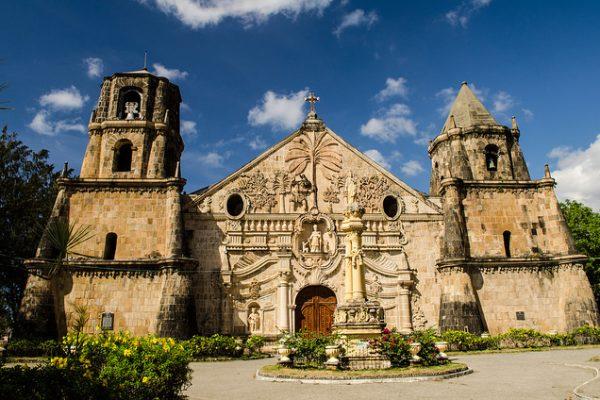 Church of San Agustín, Paoay, Philippines