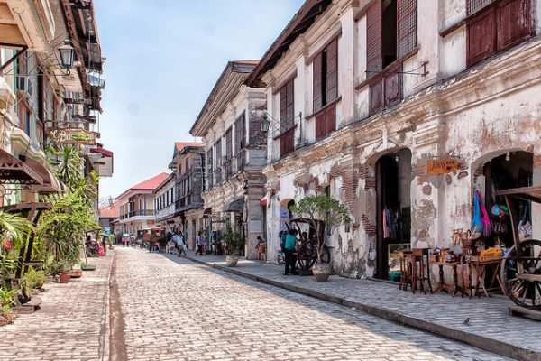 Town of Vigan, Philippines