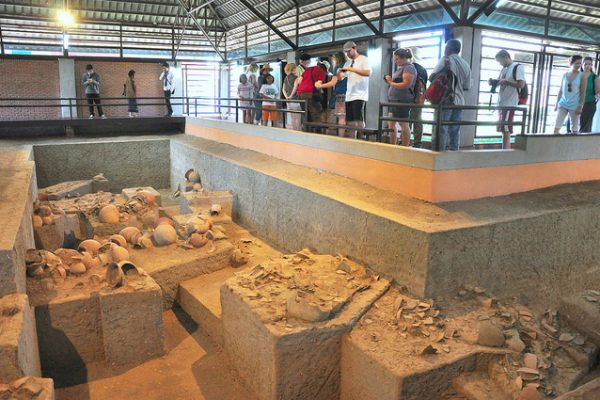 Ban Chiang Archaeological Site, Thailand