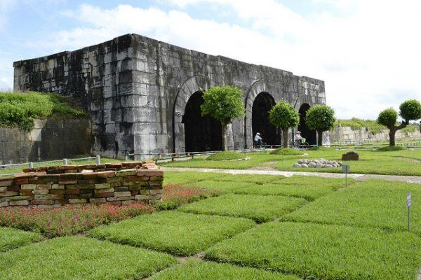 Citadel of the Ho Dynasty, Vietnam