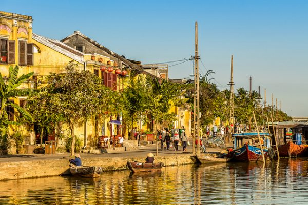 Town of Hoi An, Vietnam
