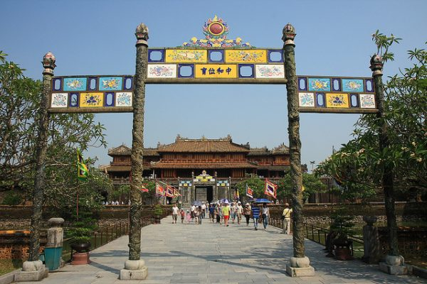 Hué Monuments, Vietnam