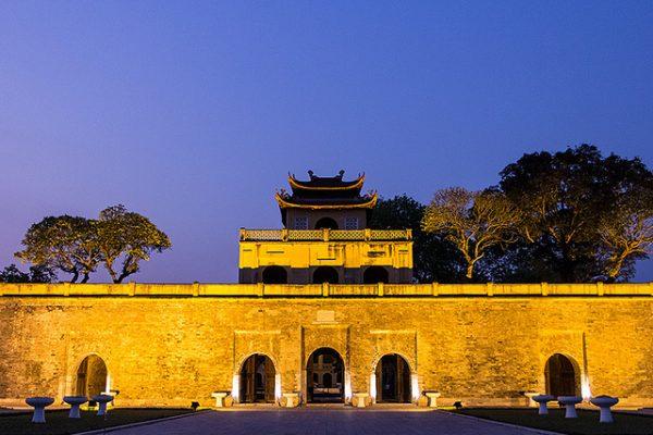 Citadel of Thang Long, Hanoi, Vietnam