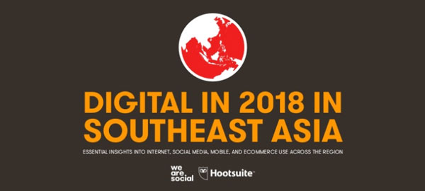 Southeast Asia digital 2018