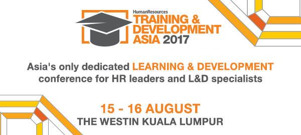 Training & Development Asia 2017 - Malaysia