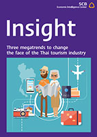 Report on the trends shaping the Thai tourism industry
