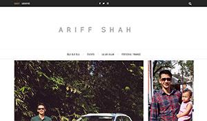 Ariff Shah