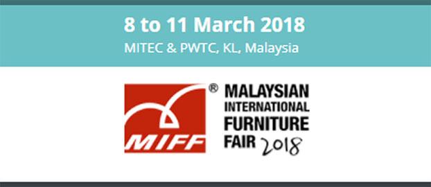 Malaysian International Furniture Fair 2018