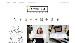 Go Jackie Go