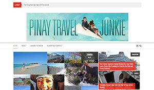 Pinay Travel Junkie