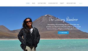 Solitary Wanderer