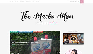 The Macho Mom