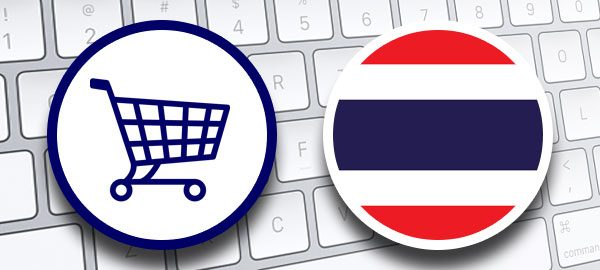 Top e-commerce sites in Thailand