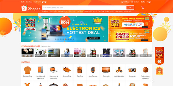 07e01851a3f Top 10 e-commerce sites in Indonesia 2018 - ASEAN UP