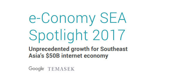 Southeast Asia digital economy 2017