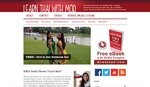 Learn Thai with Mod