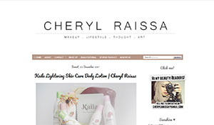Cheryl Raissa