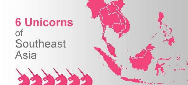 Unicorns of Southeast Asia