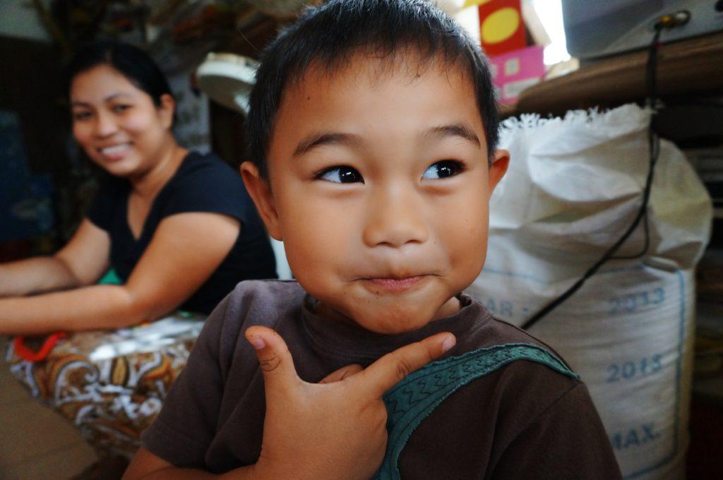 Philippine boy