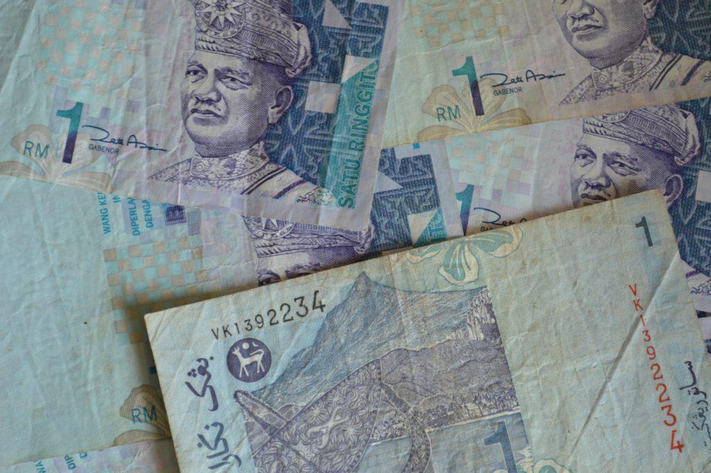 Malaysian Ringgit banknotes