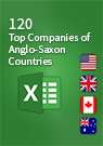 120 Top Companies of Anglo-Saxon countries cover