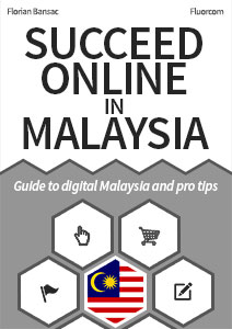Succeed online in Malaysia - eBook cover